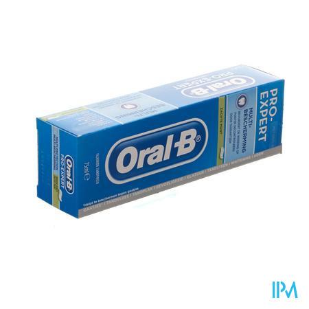 Oral B Tandpasta Pro Expert Multi-prot Mild 75 ml