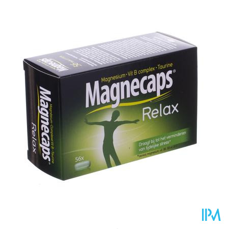 Afbeelding Magnecaps Relax 56 tabl.