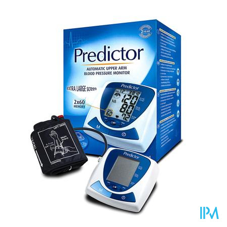 Predictor-bloeddrukmeter voor de arm 1 stuk