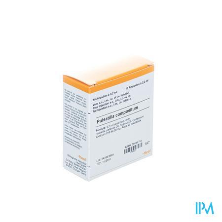 Pulsatilla Compositum I Amp 10x2,2ml Heel