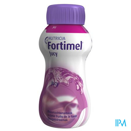 Fortimel Jucy Fruits Foret Cluster 4x200 ml 65467  -  Nutricia