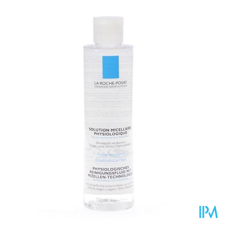 La Roche Posay Toil Physio Micellaire Oplossing 200ml
