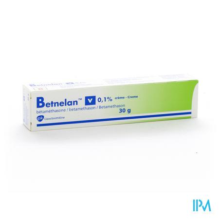 Betnelan V Creme 1 X 30g 0,1%