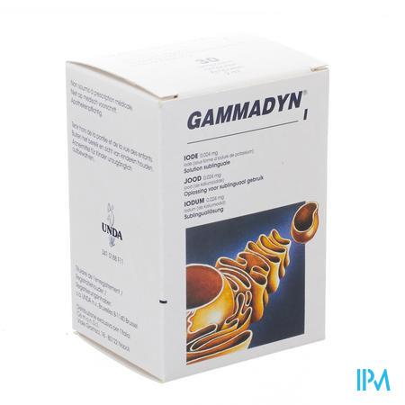 Gammadyn Ampullen 30 X 2 ml I  -  Unda - Boiron