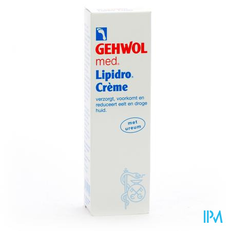 Gehwol Med Lipidro 75 ml crème