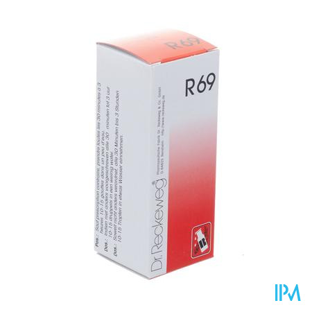 Reckeweg Dr. 69 Intercost Pijnen 50ml