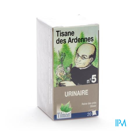 Ardense Thee Nr. 5 Diuretic 20 Filt