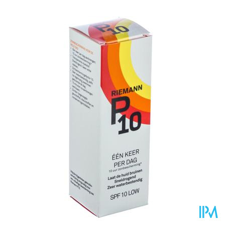 P10 Zonnefilter 100 ml