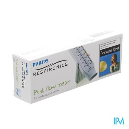Personal Best Peak Flow Meter Full Range Volw