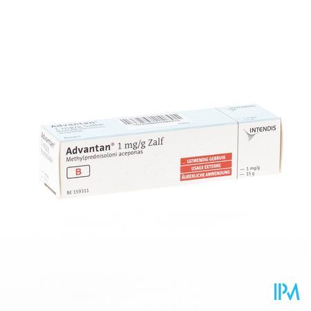 Advantan Pommade Zalf 0,1% 15g