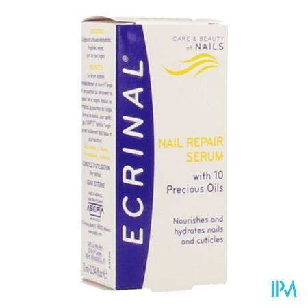Ecrinal Serum Herstellend Fl 10ml 20145