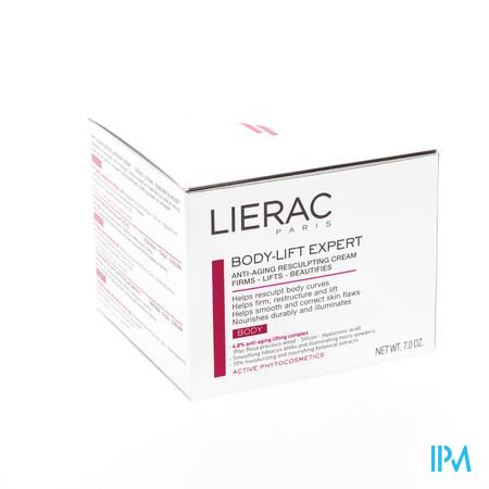 Afbeelding Lierac Body-Lift Expert Creme 200ml.