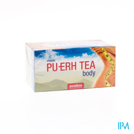 Pu-erh Tea De Vetkiller Zakje 20