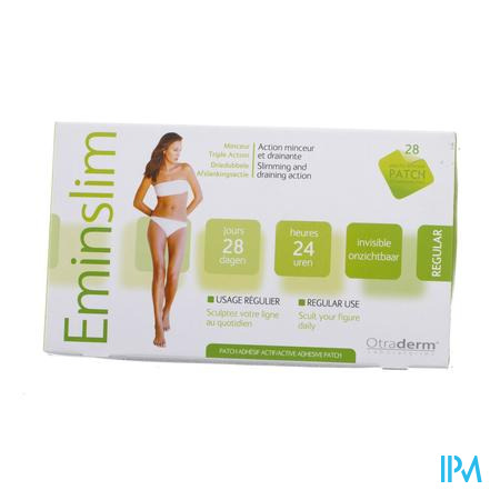 Eminslim Regular Patch Adhesif Actif 28