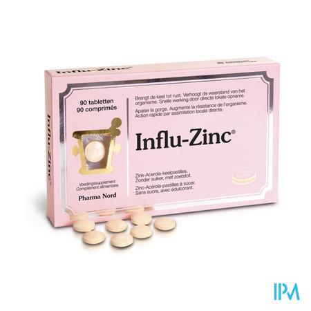 Influ zinc