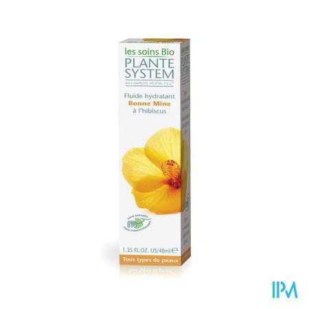 Plante System Hydra Emulsie Getint 40 ml