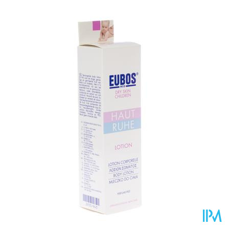 Eubos Haut Ruhe Lotion Gevoelige Huid 125 ml