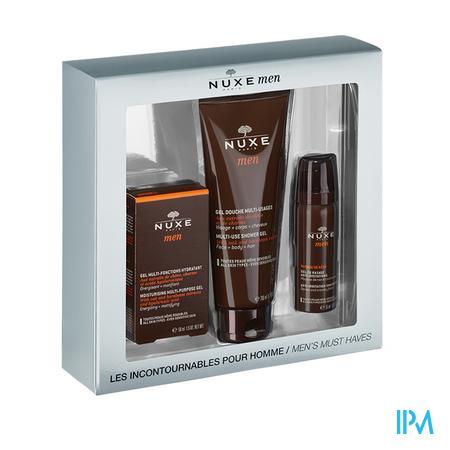 Afbeelding Nuxe Geschenkkoffer voor Mannen met 3 Producten.