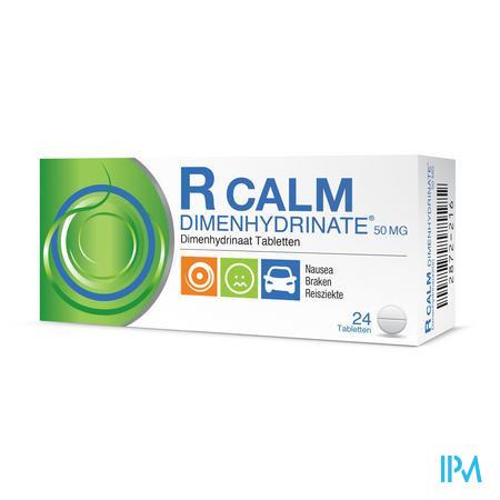 R Calm Dimenhydrinate Tabletten 24