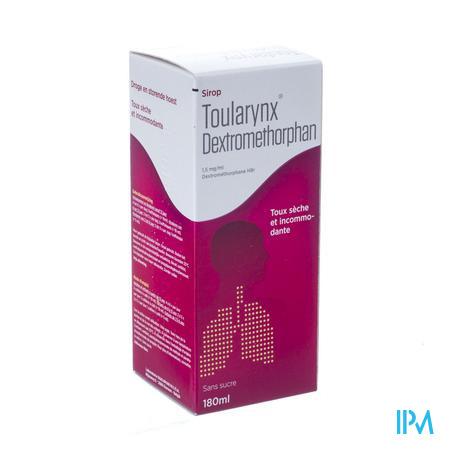 Toularynx Dextromethorphan Sol Or 180ml