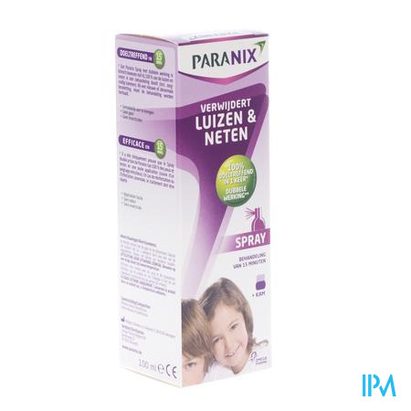 Afbeelding Paranix Spray 100ml.
