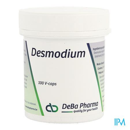 Desmodium Ascendens Capsule 100x200 mg Deba