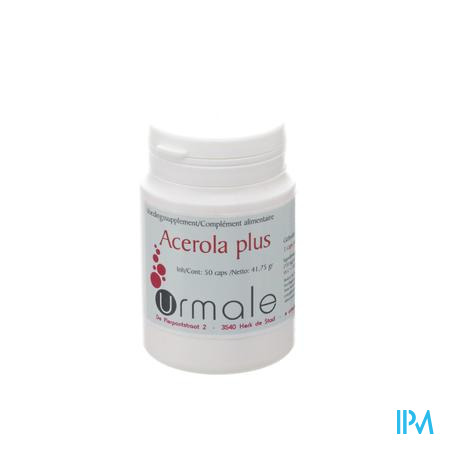 Acerola Plus Gel 50