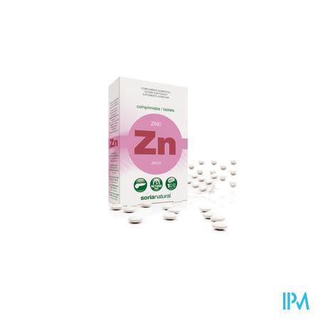 Soria Zink Zn Retard 48 Tabletten