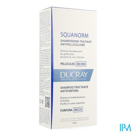 Ducray Squanorm Sh Droge Schilfers 200ml