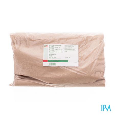 Cellulose Watten l&r Ecru 38x58cm 1kg 11110