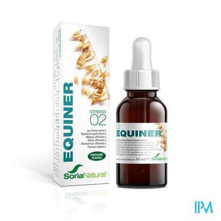 Soria Composor 2 Equiner 50 ml