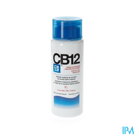 Farmawebshop - CB12 HALITOSIS 12U MONDSPOELING 250ML