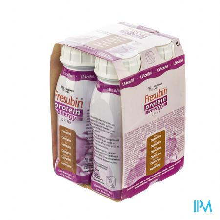 Fresubin Protein Energy Drink Cappuccino 4x200 ml
