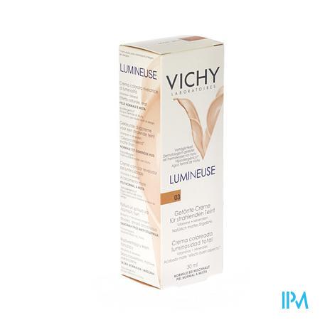 Vichy Fdt Lumineuse Nh Dore 30ml