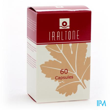 Iraltone Haaruitval - Broze Nagels 60 capsules