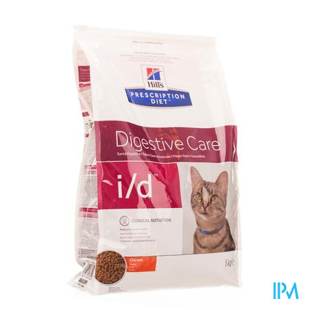 Hills Prescrip.diet Feline Id 5kg 4663r