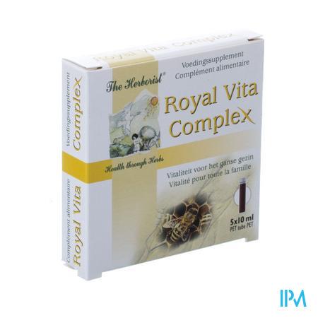 Herborist Royal Vita Complex Vials 5x10ml 0789