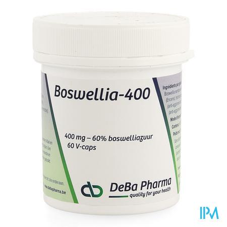 Boswellia Extrait 400mg Caps 60 Deba