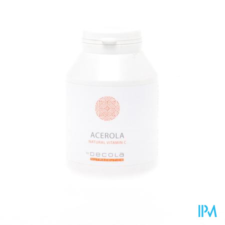 Decola Acerola 100 tabletten