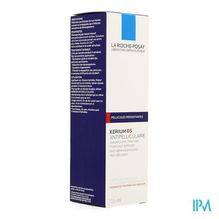 La Roche Posay Kerium Ds Sh Cure Antipell Intensif 125ml