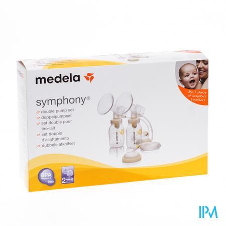 Medela Afkolfset Dubbel Voor Symphony 800-0560