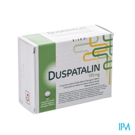 Duspatalin Dragee 120 X 135 mg