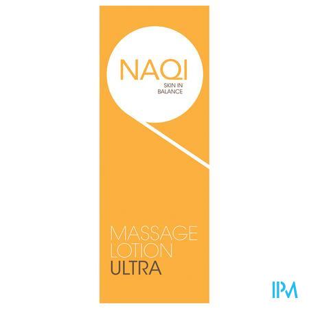 NAQI Massage Lotion Ultra 200ml