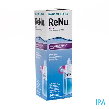 Bausch Lomb Renu Multi-purpos 355ml