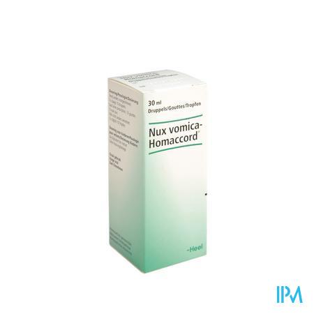 Nux Vomica-homaccord Gouttes 30 ml Heel