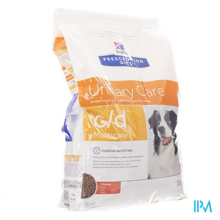 Hills Prescrip.diet Canine Cd 12kg 9176n