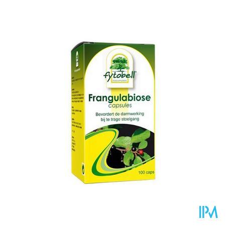 Fytobell Frangulabiose 100 capsules