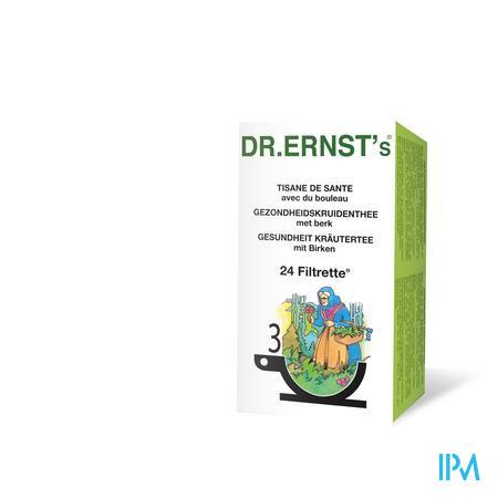 Ernst Dr Filters N 3 Thee Gezondheid  -  Tilman