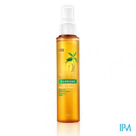 Klorane Capil. Olie Mango Nf 125ml