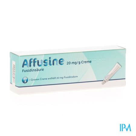 Affusine 20mg/g Creme Tube 30 Gr